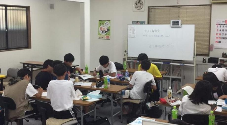 テスト勉強会を開催しました!【まつがく東三条教室】
